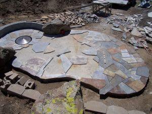 Montana Landscape Construction - fire pit