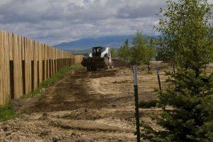 Montana Landscape Construction - fencing