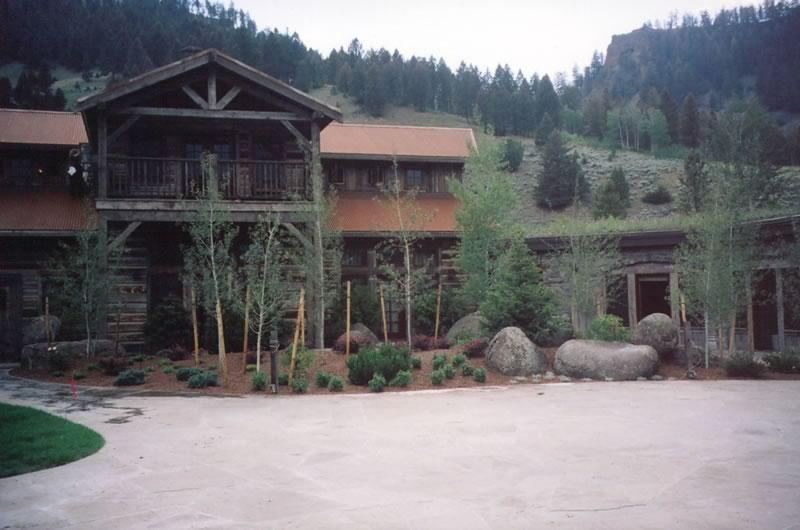 Southwest Montana Landscape Design