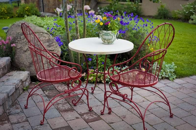 Butte Montana Landscape Design - patio