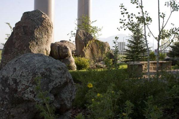 Southwest Montana Hardscape - boulders